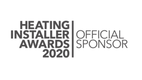 Heating Installer of the Year awards 2020 logo