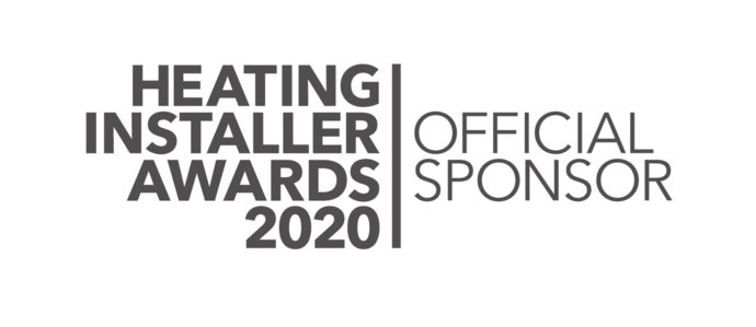 Heating Installer of the Year Awards 2020 logo