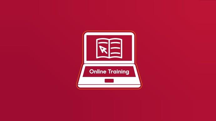 Glow-worm online training logo