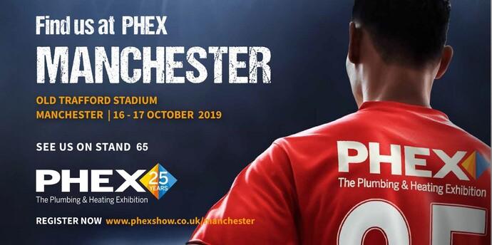 PHEX Manchester exhibitor image