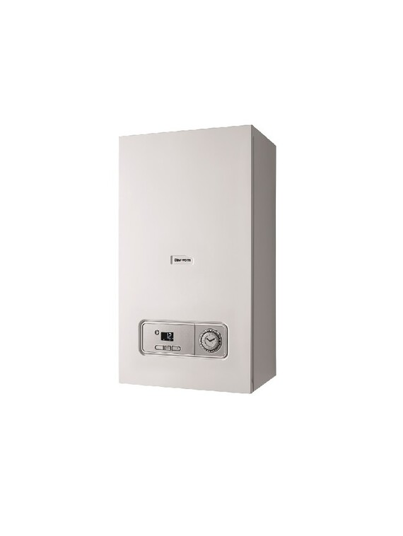 Betacom₄ combi boiler left side facing