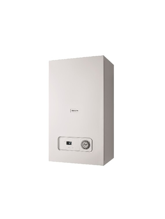 Easicom₃ combi boiler left side facing