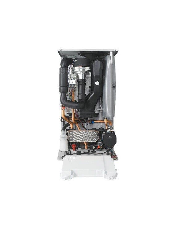 Energy combi boiler internal front facing