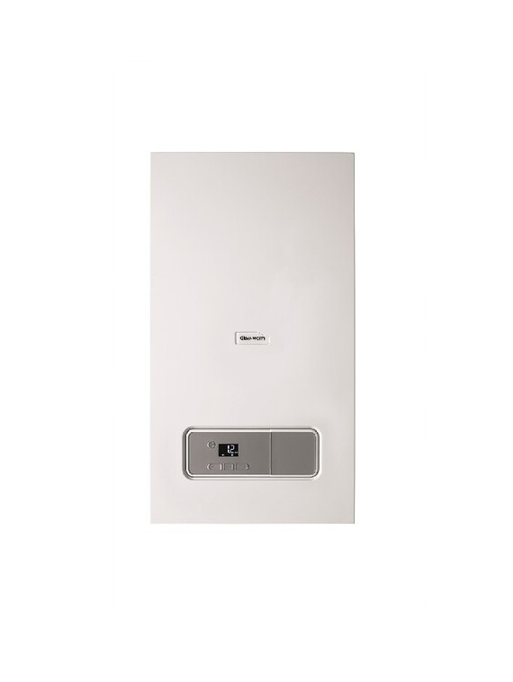 Energy system boiler front facing