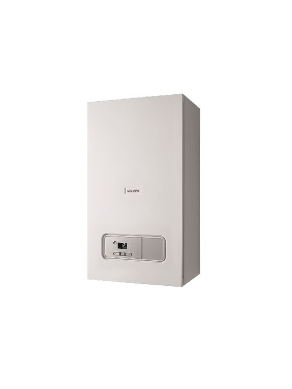 Energy combi boiler left side facing