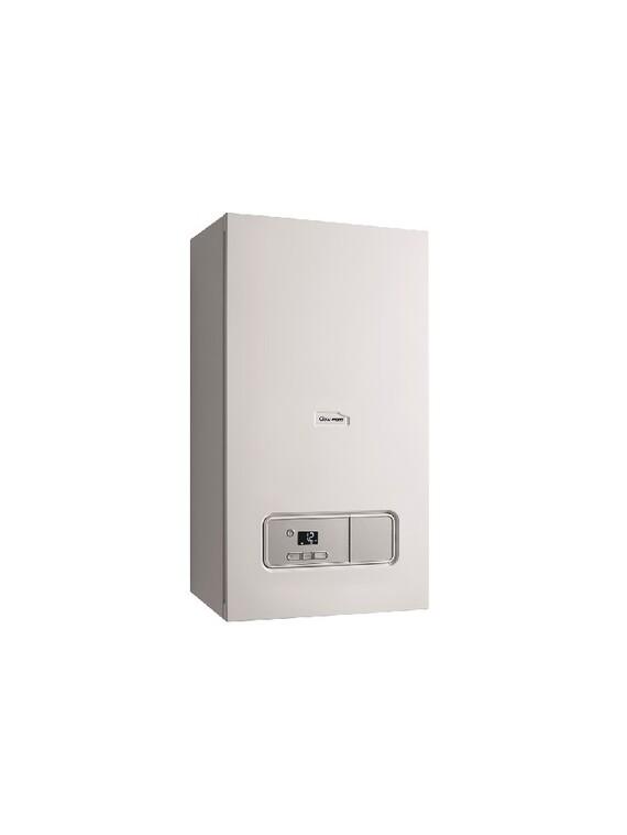 Energy system boiler right side facing