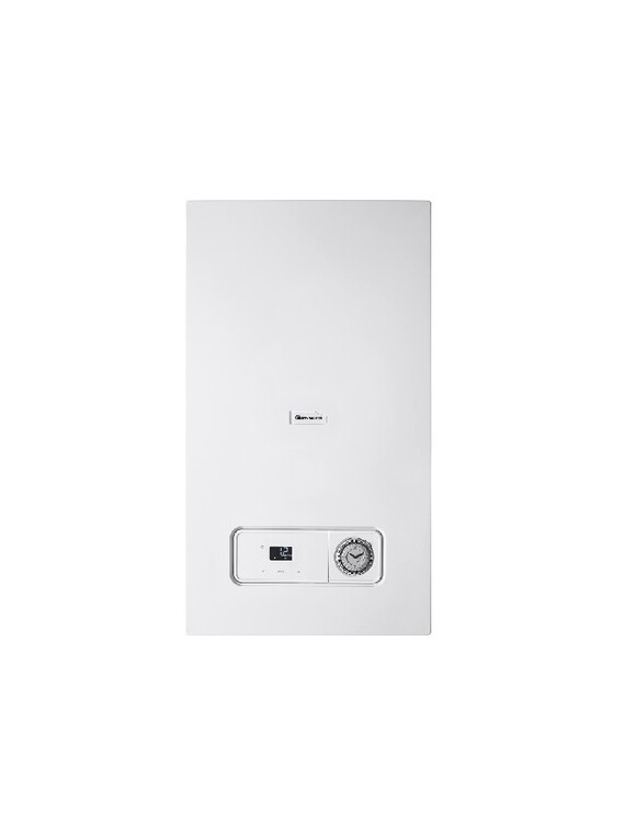 Essential combi boiler front facing