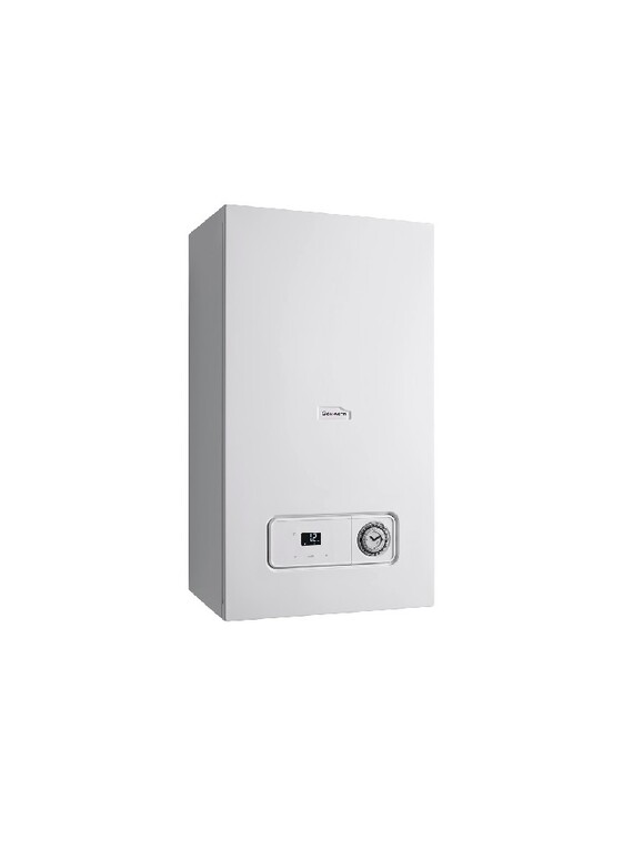 Essential combi boiler right side facing