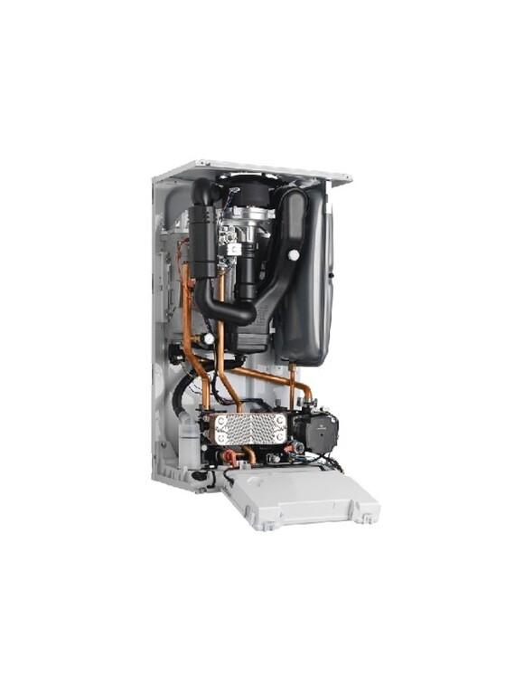 Ultimate₃ system boiler internal right side facing