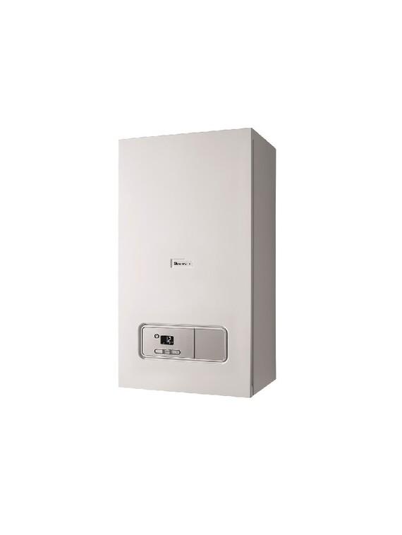 Ultimate₃ combi boiler left side facing