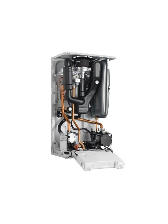 Ultimate₃ system boiler internal right side facing