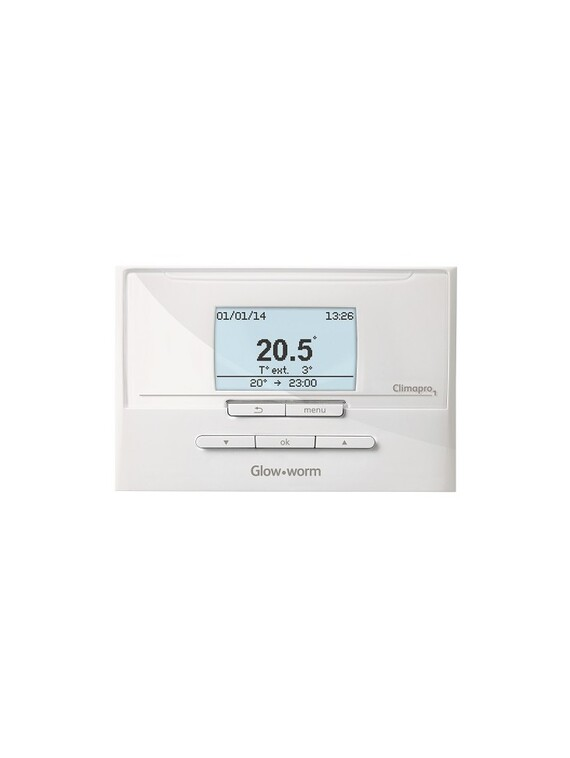 Climapro₁ control front facing