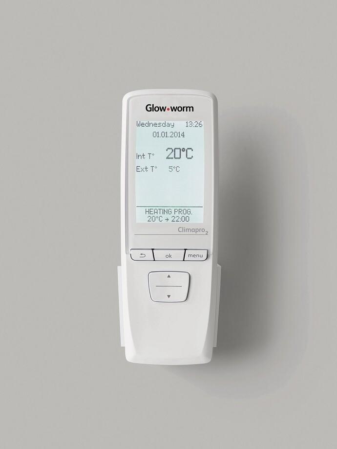 Climapro₂ RF control