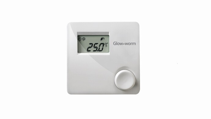 Climastat room thermostat