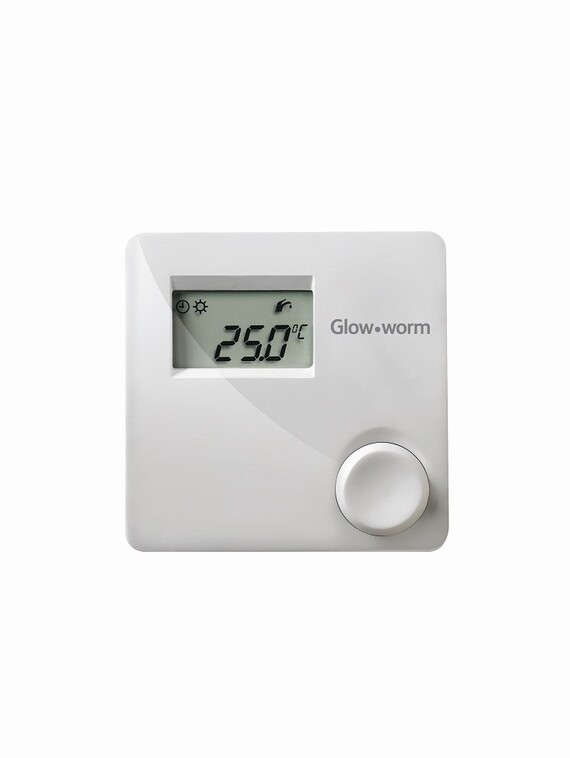 Climastat thermostat front facing