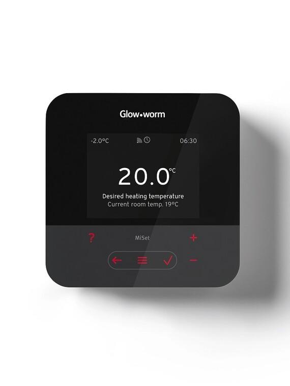 Glow-worm's MiSet control